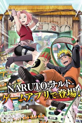 Naruto – Shinobi Collection Apk Mod