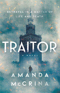 Traitor Blog Tour: Guest Post & Review