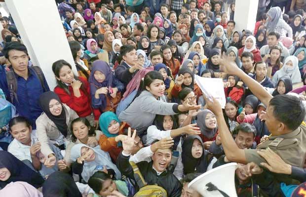 GoWork: Sistem Rekrutmen Terpadu Lulusan Pendidikan Indonesia