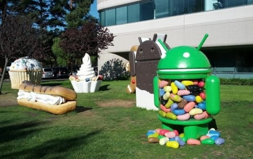 Let's Encrypt can securely search old Android phones