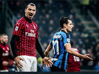 Zlatan Ibrahimovic in AC Milan is erratic