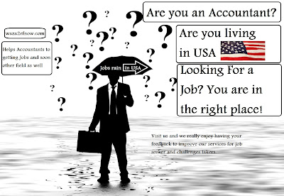 وظائف محاسبين - Today's Accounting Jobs (outstanding Salaries) in USA 2018 | وظائف ناو