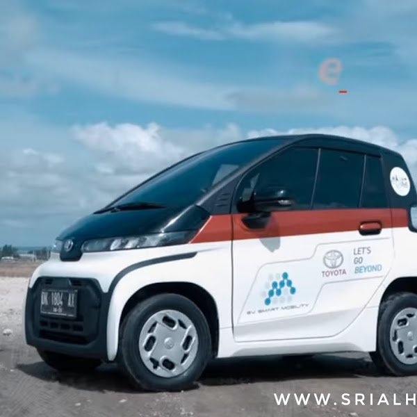 TRAC To Go Meluncurkan Smart Mobility Toyota Electric Vehicle di Bali