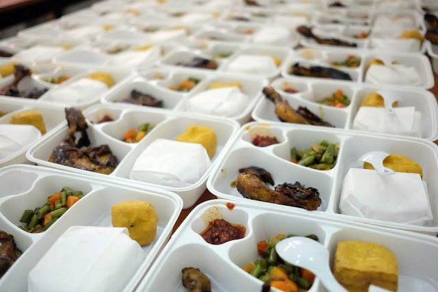 Alasan Kenapa Nasi Box Lebih Baik Daripada Prasmanan