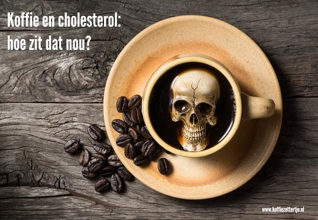 koffie en cholesterol