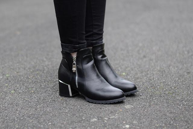 Sammi Jackson - Oasap Ankle Boots