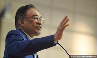 Krisis PKR: Pertemuan di luar kongres tak wakili parti, kata Anwar