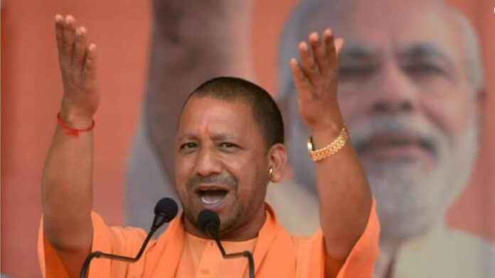 The target is 300 seats this time. The BJP is convinced by putting Yogi Adityanath in front