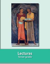 Libro de texto Lecturas Tercer grado 2021-2022