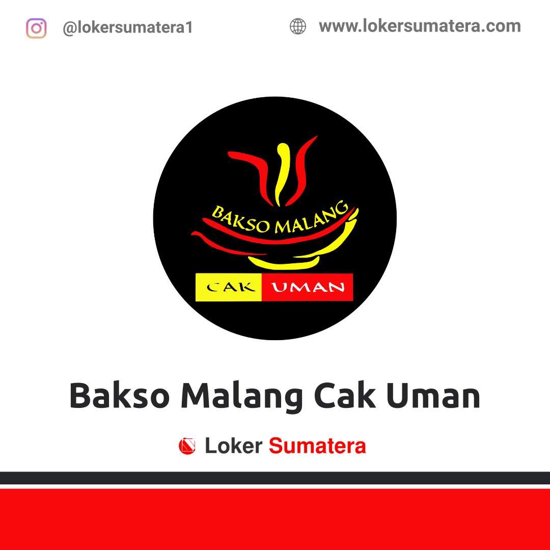 Lowongan Kerja Pekanbaru: Bakso Malang Cak Uman November 2020