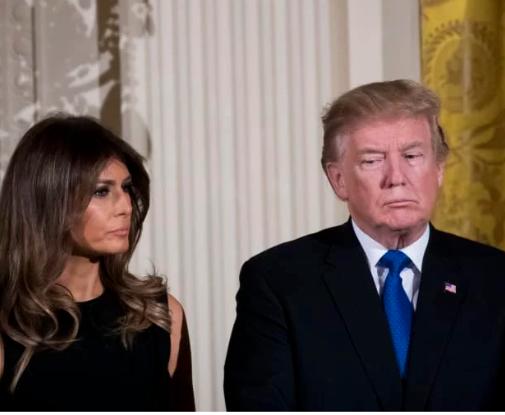 My wife won't cry If I'm shot - President Trump jokes