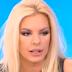 «Φούντωσε» ο Παναγιώτης Ψωμιάδης με τα... μαλλιά της Αννίτας Πάνια (video)