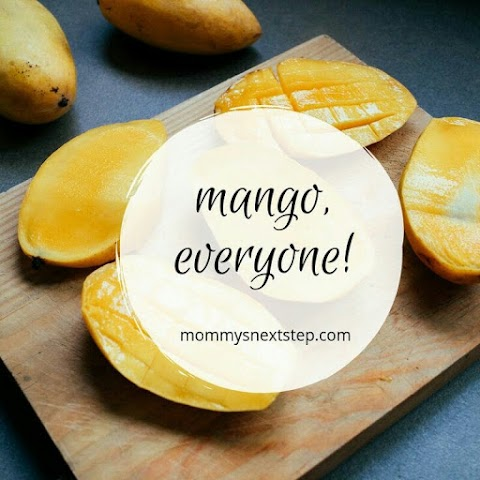 Mango, Everyone!