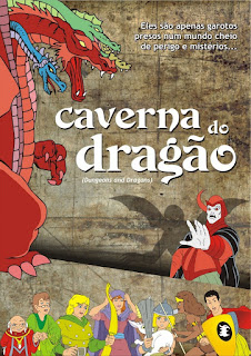 Caverna do Dragão – Completo