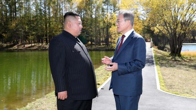 Pyongyang amenaza a Seúl con cortar diálogos por maniobras con EEUU