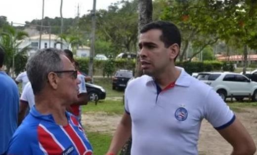 Bahia busca novo funcionário para o departamento de futebol