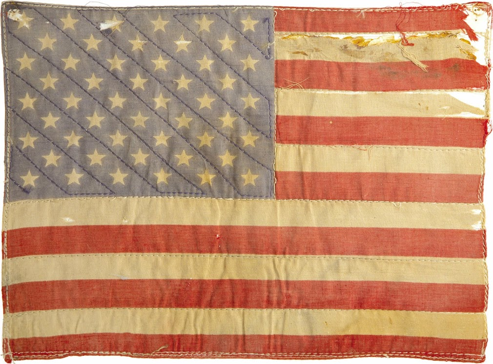 The Old Tattered Flag
