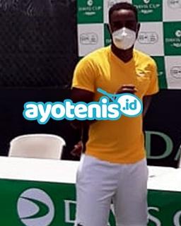 Davis Cup: Darian King Vs Justin Barki