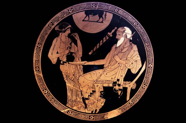 Κυκεώνας: Το «κοκτέιλ» που έπιναν οι αρχαίοι Έλληνες
