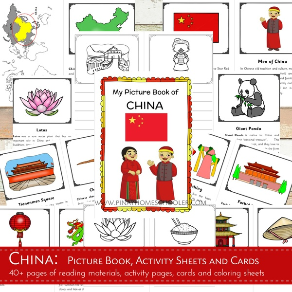 China Country Study Learning Pack