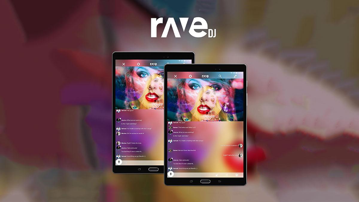 تطبيق Rave يشبه حفلة Netflix للجوال كيفية استخدامه