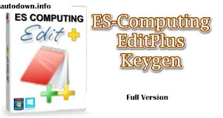 ES-Computing EditPlus 5.2 Build 2536 With License Key Latest