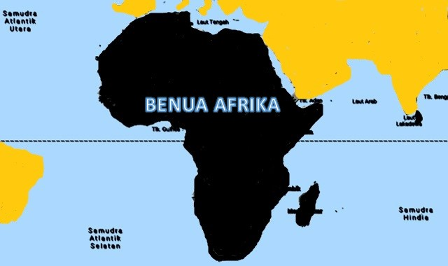 negara-negara di benua afrika