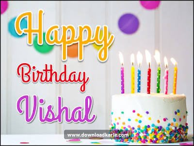 Happy Birthday Vishal Photo