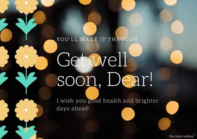 get well soon messages after heart attack