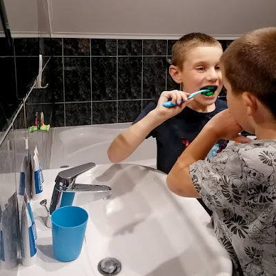 Higiena jamy ustnej u dzieci