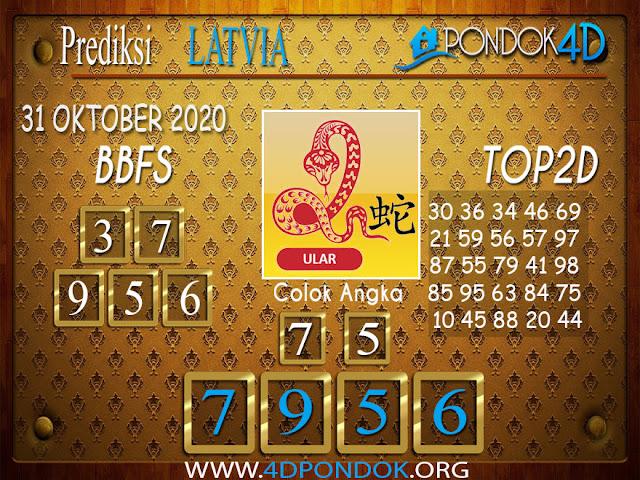 Prediksi Togel LATVIA PONDOK4D 31 OKTOBER 2020