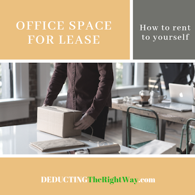 commercial office space | www.deductingtherightway.com