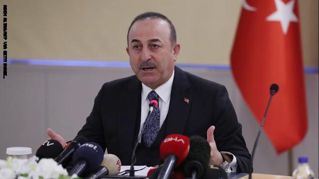 تركيا: نواصل الجهود لإنهاء التوتر بين طهران وواشنطن بالطرق الدبلوماسية
