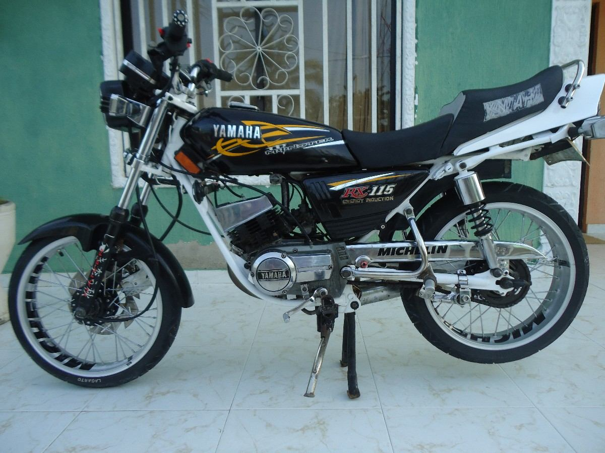 Moto Velocidad: Yamaha Rx 115