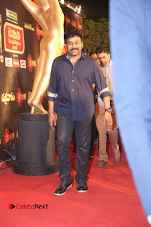 Chiranjeevi Stills at Gemini TV Puraskaralu Event  0022.JPG