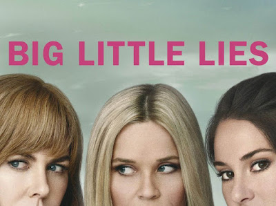 Big Little Lies - serie hbo - poster