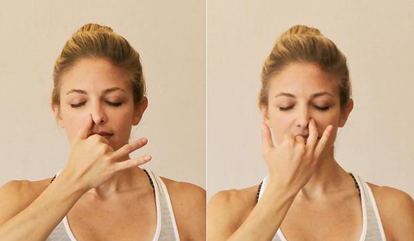 fungsi lubang hidung dan cara terapi dengan lubang hidung