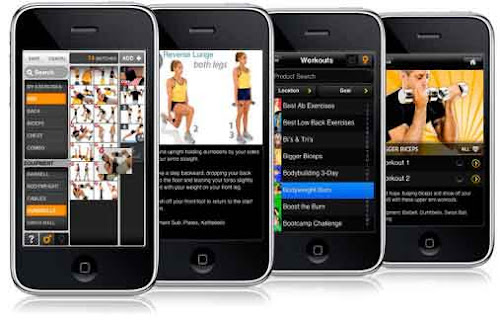 iFitness iPhone Health and Fitness App