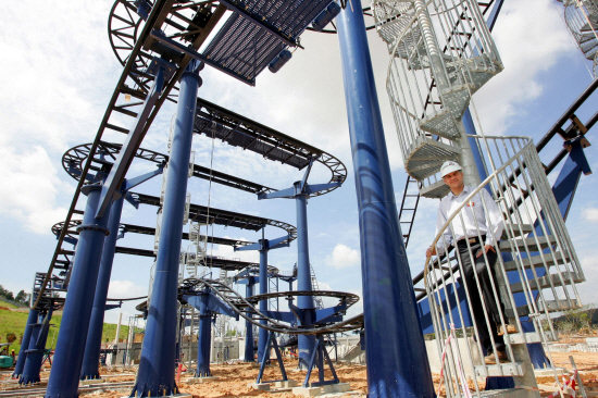 Johor Bahru: Legoland Malaysia now 40% complete