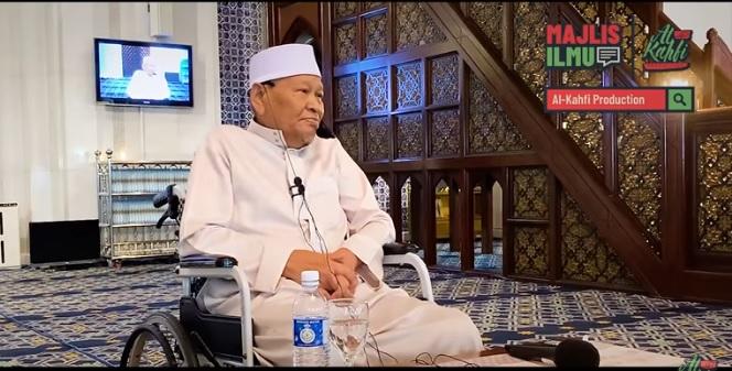 Perkongsian Tuan Guru Dato'Ismail Kamus