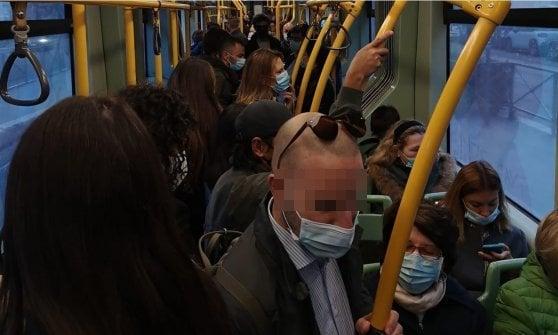 Roma, trasporti pubblici da lunedì nero