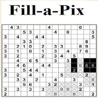 Fill-a-Pix Puzzle