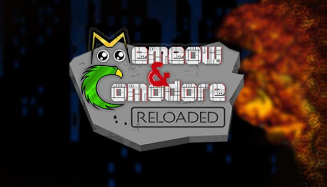 Memeow and Comodore Reloaded is a new adventure game, with beautiful graphics of the 90s, which takes the player into the warm atmosphere of those times.