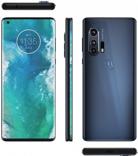 Motorola Edge+ Upcoming Flagship Device Leak Images, 5G with Huge Battery