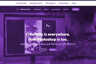 Adobe Photoshop Best Graphic Design Software
