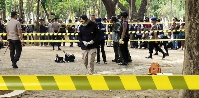 Ledakan di Monas, PA 212: Jangan Kaitkan dengan Reuni Akbar