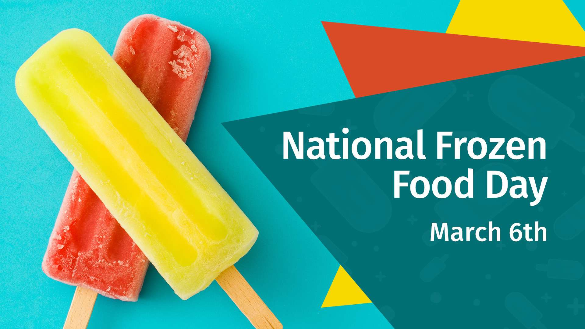 National Frozen Food Day Wishes Sweet Images