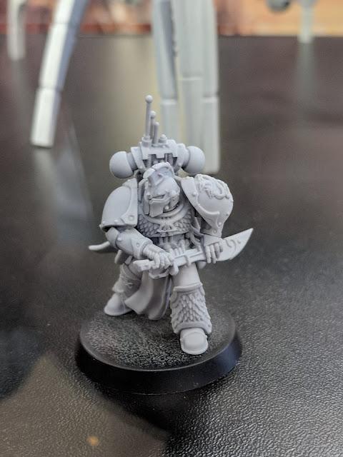 Personaje Legión Alpha