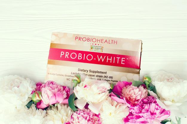 thuốc uống trắng da Probio White