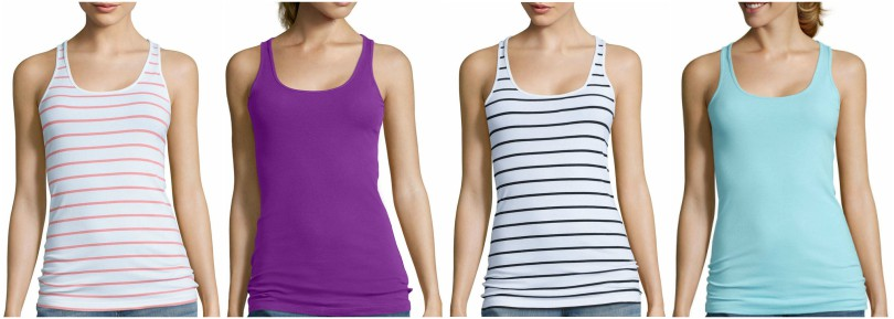 a.n.a. Racerback Tank $5 (reg $14) - tons of colors and great reviews!